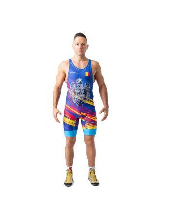 Berkner Romania Berkner - 1 buty zapaśnicze ubrania kostiumy