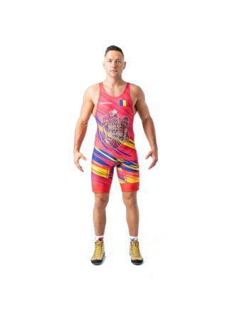 Berkner Romania Berkner - 2 buty zapaśnicze ubrania kostiumy