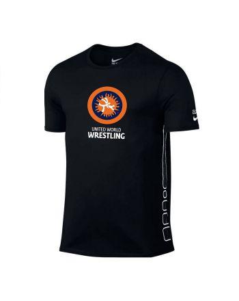 T-shirt NIKE Elite UWW Nike - 1 buty zapaśnicze ubrania kostiumy