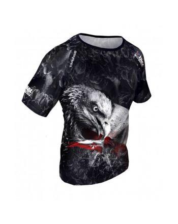 Koszulka Rashguard BERKNER  - 1 buty zapaśnicze ubrania kostiumy