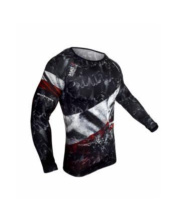 Koszulka Rashguard BERKNER Berkner - 1 buty zapaśnicze ubrania kostiumy