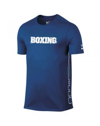 Męska koszulka Nike Elite Boxing Tee Nike - 1 buty zapaśnicze ubrania kostiumy