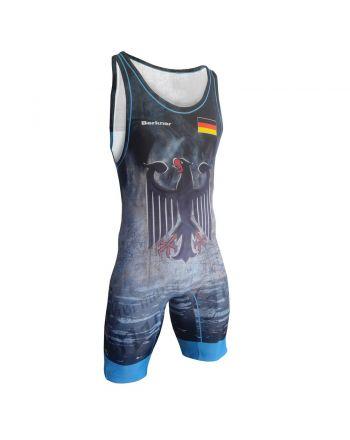 Berkner GERMANY Berkner - 1 buty zapaśnicze ubrania kostiumy