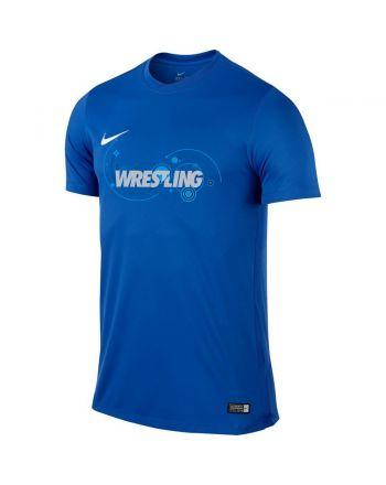 Koszulka dziecięca Nike Park VI WRESTLING Nike - 5 buty zapaśnicze ubrania kostiumy