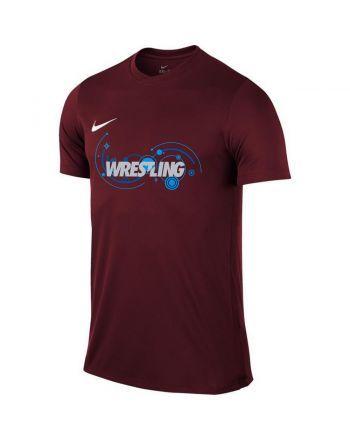 Koszulka dziecięca Nike Park VI WRESTLING Nike - 17 buty zapaśnicze ubrania kostiumy