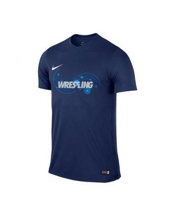 Koszulka dziecięca Nike Park VI WRESTLING Nike - 9 buty zapaśnicze ubrania kostiumy