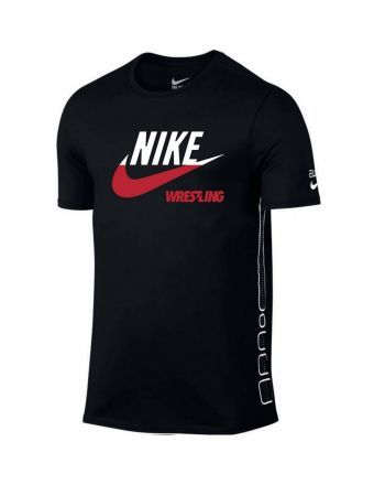Koszulka męska Nike Elite WRESTLING POL Nike - 1 buty zapaśnicze ubrania kostiumy