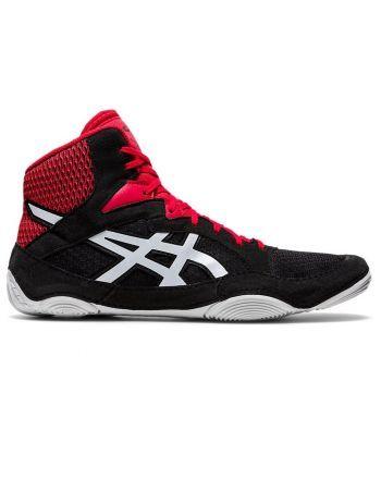 Asics Snapdown 3 Black/Red Asics - 1 buty zapaśnicze ubrania kostiumy