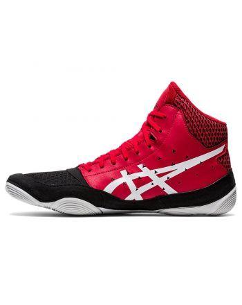 Asics Snapdown 3 Black/Red Asics - 4 buty zapaśnicze ubrania kostiumy
