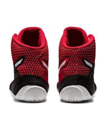 Asics Snapdown 3 Black/Red Asics - 5 buty zapaśnicze ubrania kostiumy