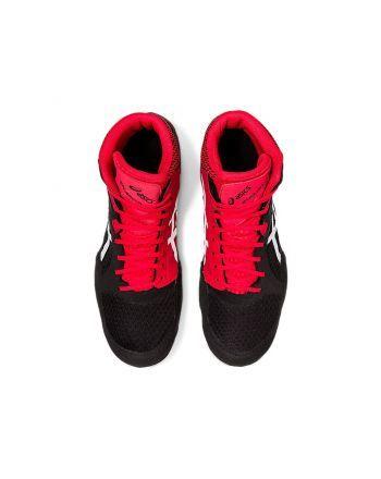 Asics Snapdown 3 Black/Red Asics - 6 buty zapaśnicze ubrania kostiumy