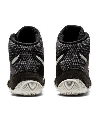 Asics Snapdown 3 Black/Grey Asics - 4 buty zapaśnicze ubrania kostiumy