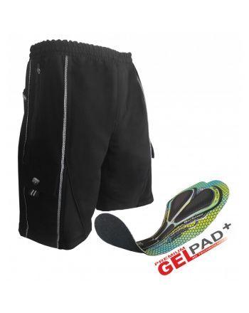 Szorty, spodenki rowerowe MTB Martin Berkner - 1 buty zapaśnicze ubrania kostiumy
