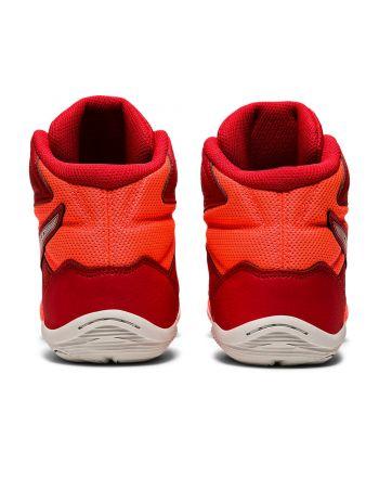 copy of Asics Matflex 6 Red/White Asics - 2 buty zapaśnicze ubrania kostiumy