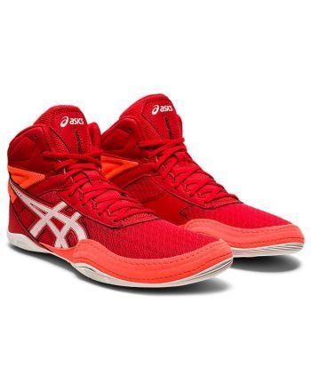 copy of Asics Matflex 6 Red/White Asics - 5 buty zapaśnicze ubrania kostiumy