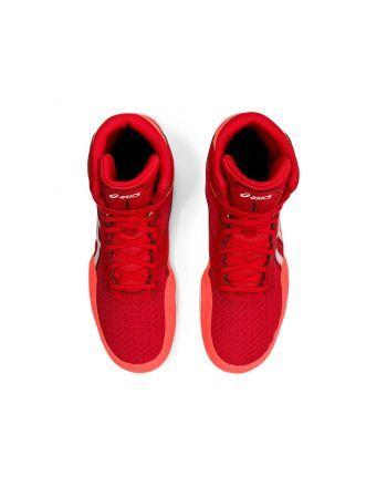 copy of Asics Matflex 6 Red/White Asics - 6 buty zapaśnicze ubrania kostiumy