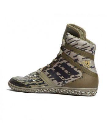 Adidas Flying Impact  - 2 buty zapaśnicze ubrania kostiumy