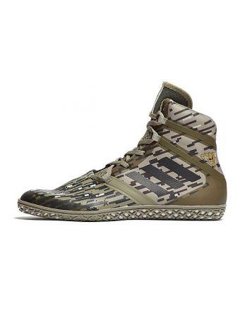 Adidas Flying Impact  - 7 buty zapaśnicze ubrania kostiumy