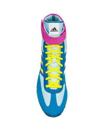 Buty zapaśnicze Adidas Combat Speed 5 G25907 Adidas - 4 buty zapaśnicze ubrania kostiumy