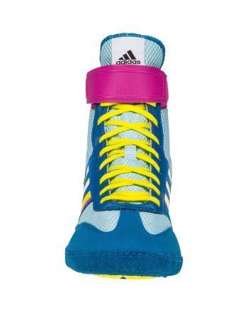 Buty zapaśnicze Adidas Combat Speed 5 G25907 Adidas - 6 buty zapaśnicze ubrania kostiumy