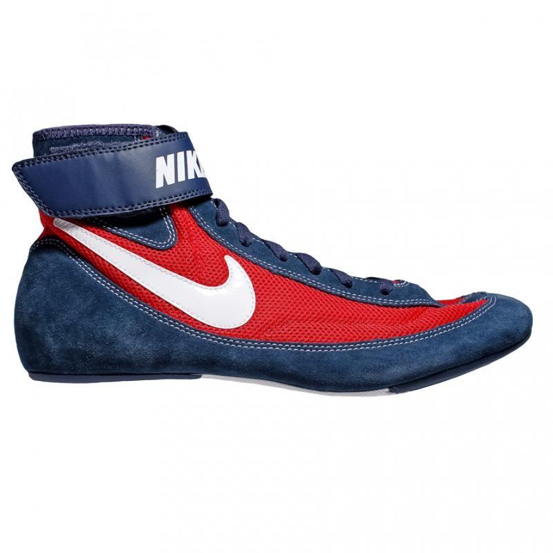 Wrestling shoes Nike Speedsweep VII 366683 416 Nike - 1 buty zapaśnicze ubrania kostiumy