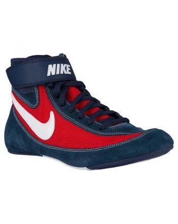 Wrestling shoes Nike Youth Speedsweep VII 36684 416 Nike - 2 buty zapaśnicze ubrania kostiumy
