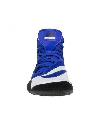 Buty zapaśnicze Nike Hypersweep 717175 410 Nike - 3 buty zapaśnicze ubrania kostiumy