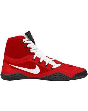 Buty zapaśnicze Nike Hypersweep 717175 610 Nike - 1 buty zapaśnicze ubrania kostiumy