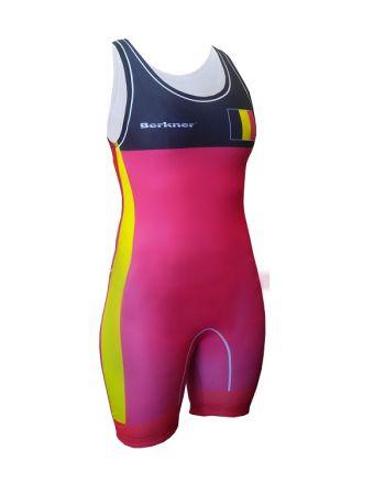 copy of Wrestling singlets -Berkner WOMEN SPAIN Berkner - 1 buty zapaśnicze ubrania kostiumy