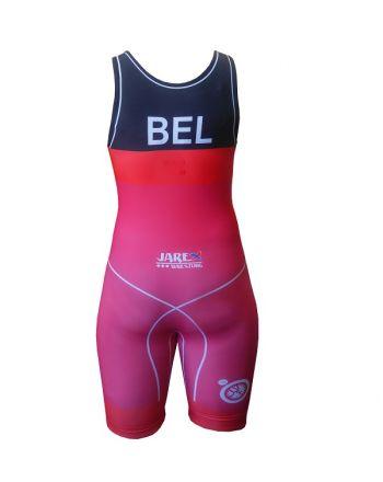 copy of Wrestling singlets -Berkner WOMEN SPAIN Berkner - 2 buty zapaśnicze ubrania kostiumy