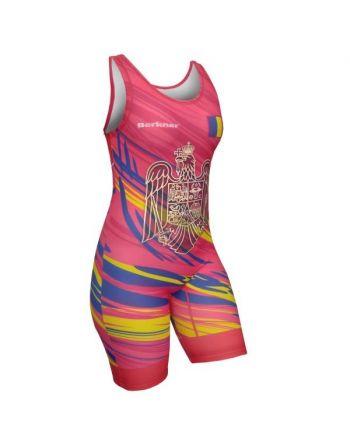 copy of Wrestling singlets -Berkner WOMEN ISRAEL Berkner - 1 buty zapaśnicze ubrania kostiumy