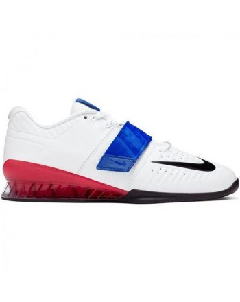 copy of Nike Romaleos 3XD - Weightlifting shoes Nike - 1 buty zapaśnicze ubrania kostiumy