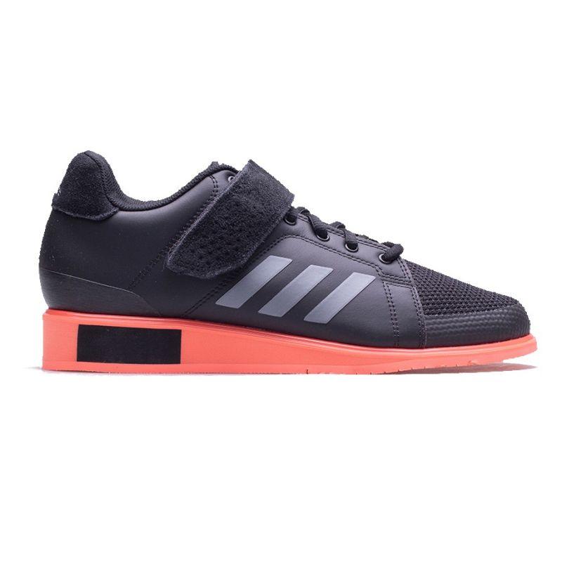 Adidas Power Perfect 3 - weightlifting shoes Adidas - 1 buty zapaśnicze ubrania kostiumy