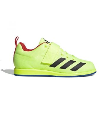 Adidas PowerLift 4- weightlifting shoes Adidas - 8 buty zapaśnicze ubrania kostiumy