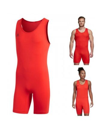 Adidas PowerLift Suit (Unisex)- Weightlifting Suit Adidas - 10 buty zapaśnicze ubrania kostiumy