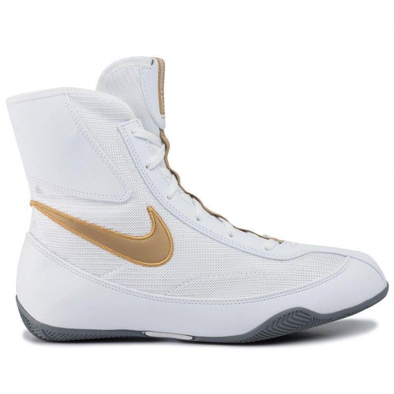 Nike Machomai Mid 2 - Buty do boksu Nike - 1 buty zapaśnicze ubrania kostiumy