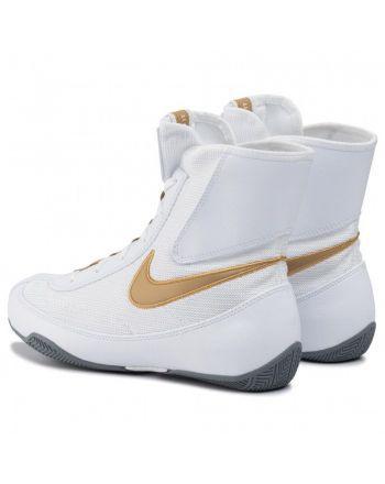 Nike Machomai Mid 2 - Buty do boksu Nike - 3 buty zapaśnicze ubrania kostiumy