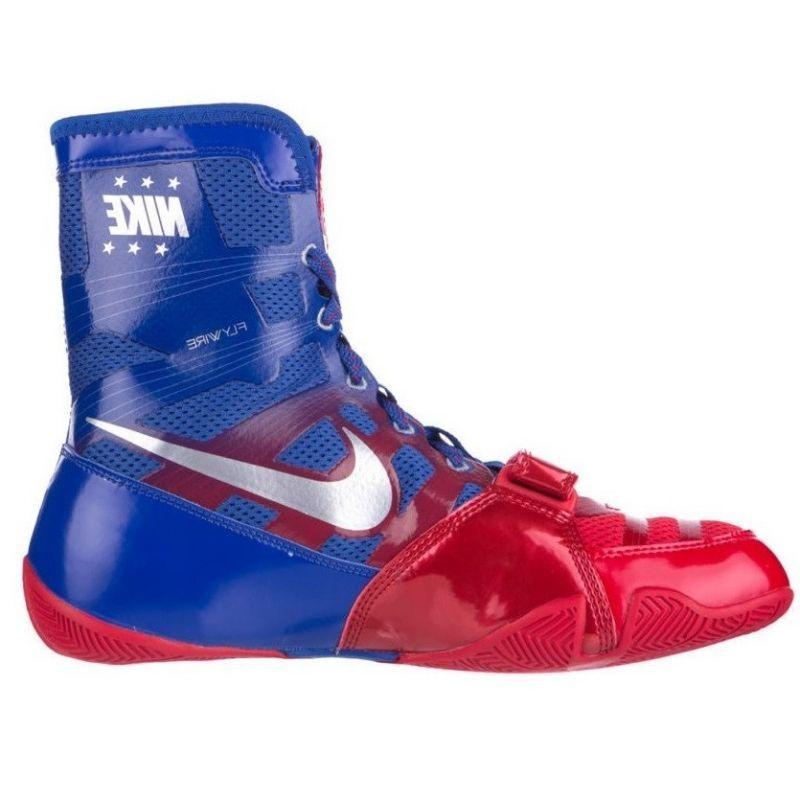 Nike HyperKO - Buty do boksu Nike - 1 buty zapaśnicze ubrania kostiumy