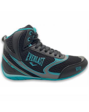 Everlast FORCE - Boxing shoes Everlast - 1 buty zapaśnicze ubrania kostiumy