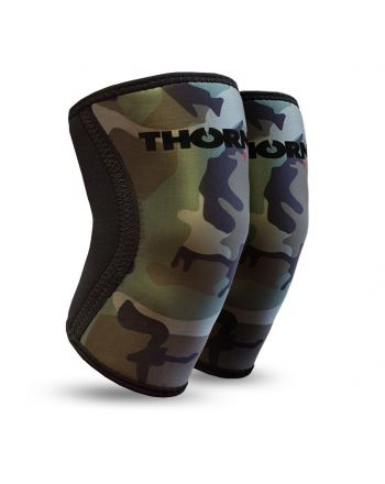 THORN+fit 6mm knee sleeves  - 1 buty zapaśnicze ubrania kostiumy