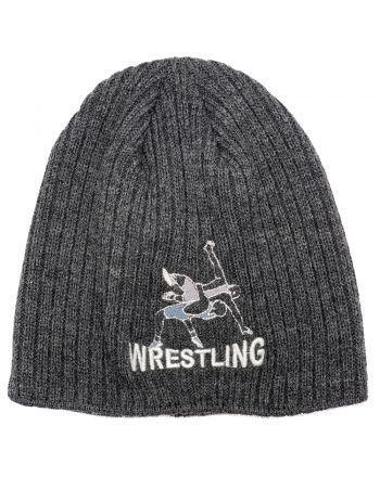 Czapka zimowa Power Jarex-Wrestling - 3 buty zapaśnicze ubrania kostiumy