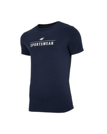 copy of Men's T-shirt H4L20-TSM005 4F - 1 buty zapaśnicze ubrania kostiumy