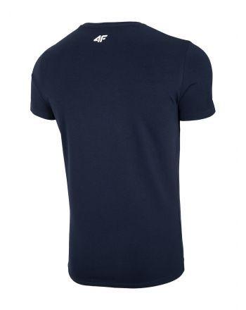 copy of Men's T-shirt H4L20-TSM005 4F - 2 buty zapaśnicze ubrania kostiumy