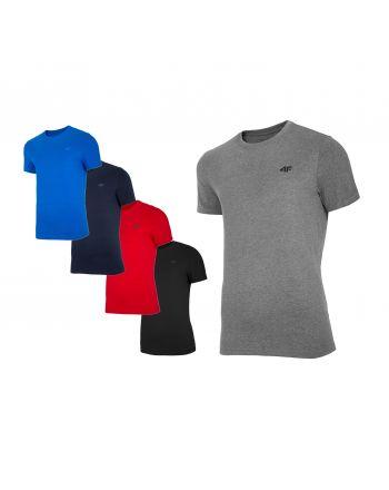 Men's T-shirt NOSH4 TSM003 4F 4F - 3 buty zapaśnicze ubrania kostiumy