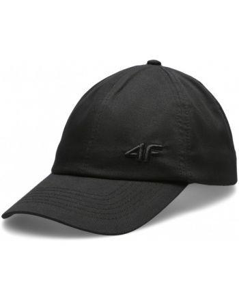 Męska czapka z daszkiem 4F H4L20 CAM008 4F - 1 buty zapaśnicze ubrania kostiumy