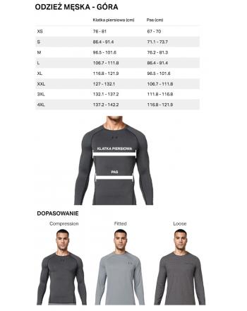 T-shirt Under Armour Under Armour - 7 buty zapaśnicze ubrania kostiumy