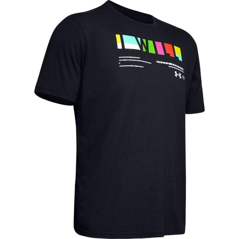 """Koszulka męska UA """"I Will"""" Multi-coloured Under Armour - 1 buty zapaśnicze ubrania kostiumy"""