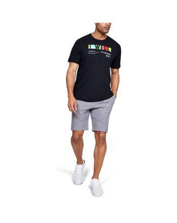 """Koszulka męska UA """"I Will"""" Multi-coloured Under Armour - 5 buty zapaśnicze ubrania kostiumy"""