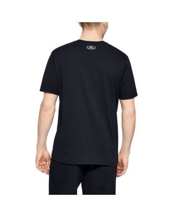 Koszulka męska UA Color Block Under Armour - 9 buty zapaśnicze ubrania kostiumy