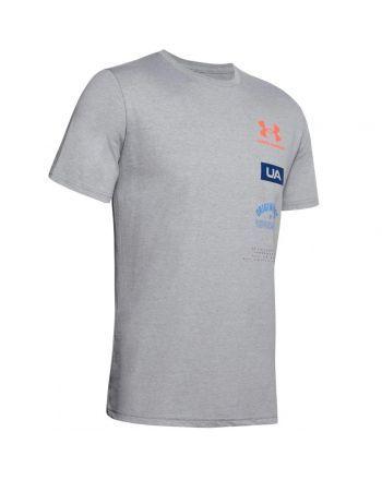 Koszulka męska UA ORIGINATORS OF PERFORMANCE Under Armour - 1 buty zapaśnicze ubrania kostiumy